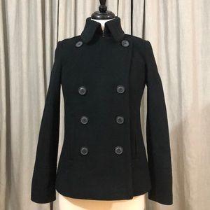 J Crew - Double Breasted Pea Coat